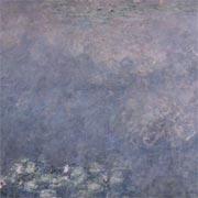 Claude Monet Les Deux saules