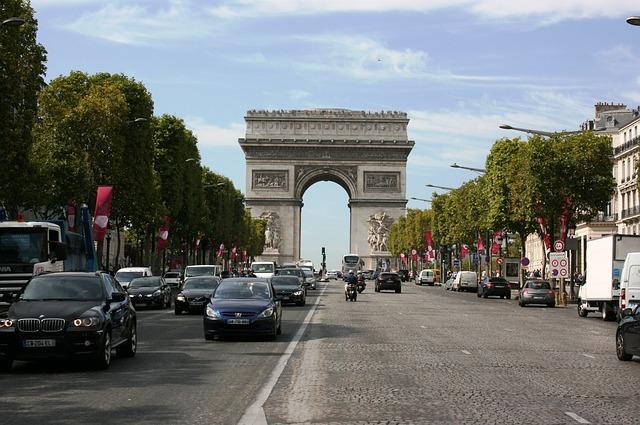 Campos Elísios Paris